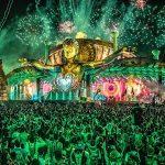 Festival Musicali: Il Main Stage dell' EDC - Uno dei più importanti al mondo.