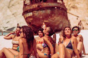 viaggi giovani zante FUN! immagini passate edizioni