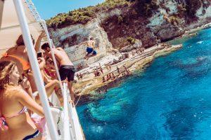 vacanze giovani zante immagini passate edizioni