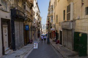 vacanze-a-malta-valletta-strada