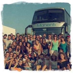viaggi universitari FUN! viaggi giovani e viaggi evento in bus