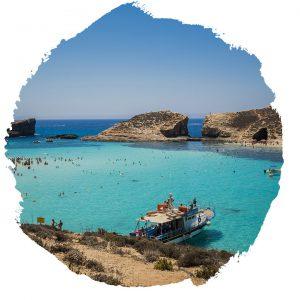 vacanze-per-giovani-a-malta-blu-lagoon-comino