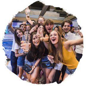 vacanze-per-giovani-a-malta-welcome-party
