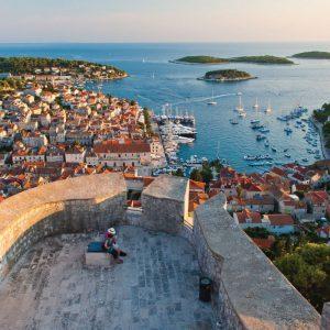 vacanze in barca a vela sailing croazia hvar