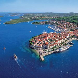vacanze in barca a vela sailing croazia korkula