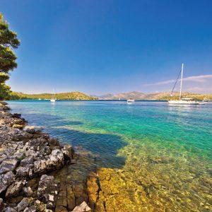 vacanze in barca a vela sailing croazia kornati opat