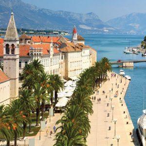 vacanze in barca a vela sailing croazia trogir