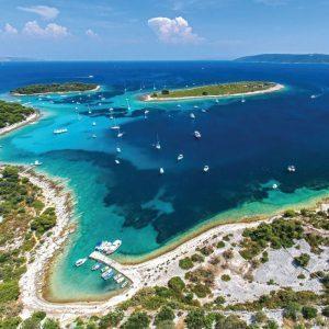 vacanze in barca a vela sailing croazia dvrenik