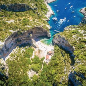 vacanze in barca a vela sailing croazia vis