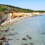 immagine della Baia dei Turchi nei pressi dei Laghi Alimini, meta delle Vacanze a Gallipoli 2018 FUN! - Viaggi Giovani 2018
