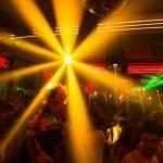 Viaggi per Giovani a Zante Immagine della Nightlife di Laganas