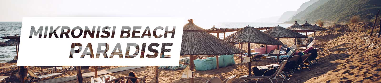 MIkronisi beach Paradise - Corfù
