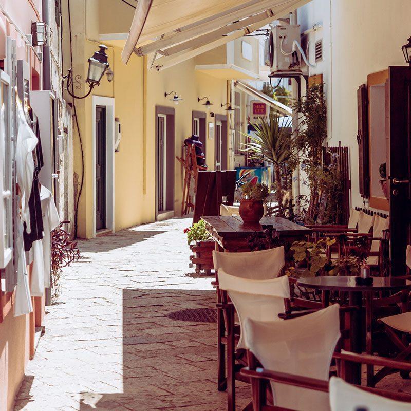 Corfù Town