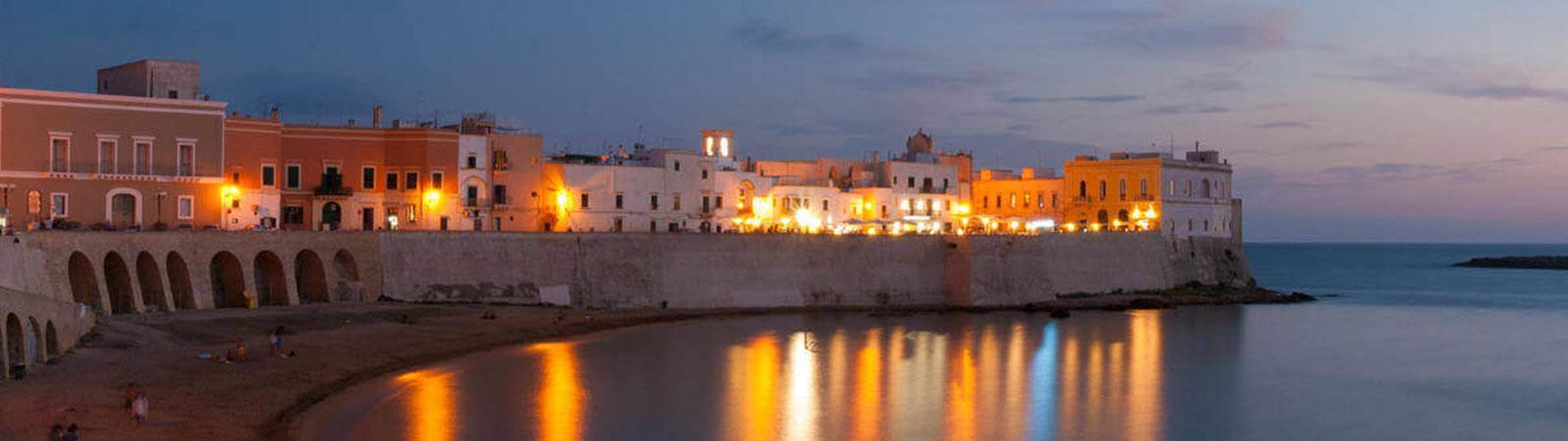 Night a Gallipoli - Vacanze a Gallipoli - Salento