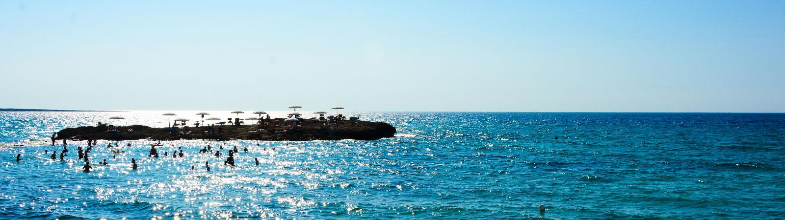 Giornata a Punta della Suina - Salento