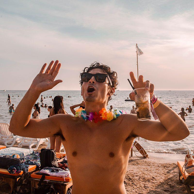 Beach Party - Gallipoli