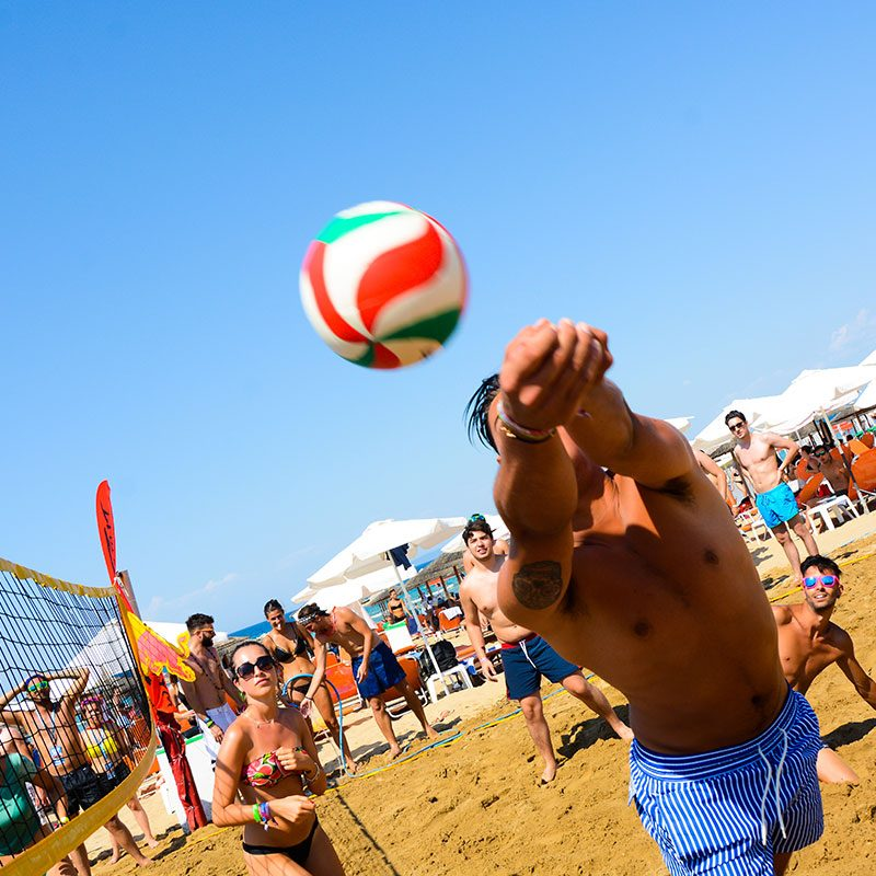 Beach Volley a Zante