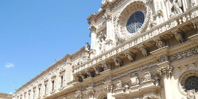 Basilica Santa Croce Lecce - Salento