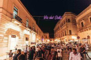 mercatino del gusto di Maglie - Vacanze a Gallipoli ad Agosto