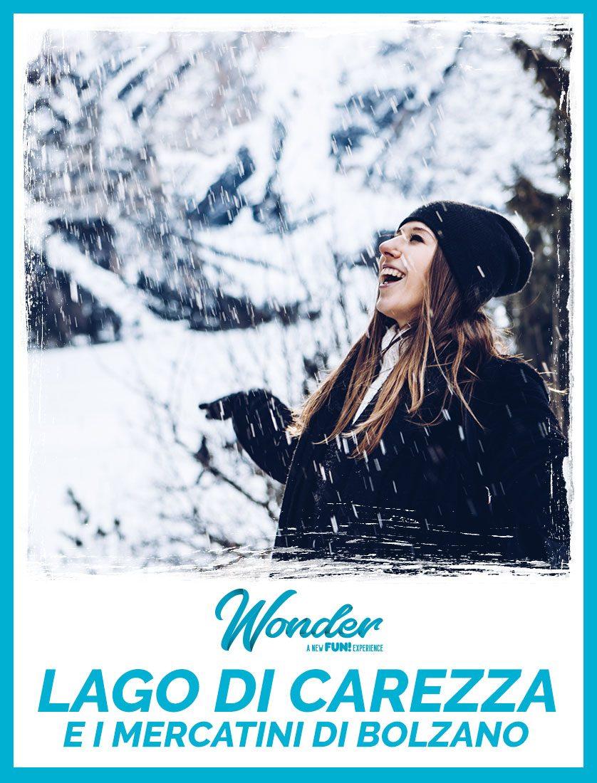 Lago di Carezza e Bolzano