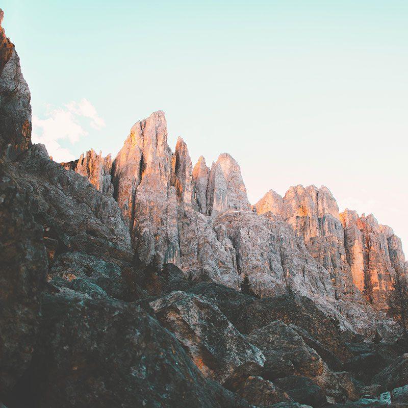 Lago di Carezza e Bolzano - Massiccio del Latemar
